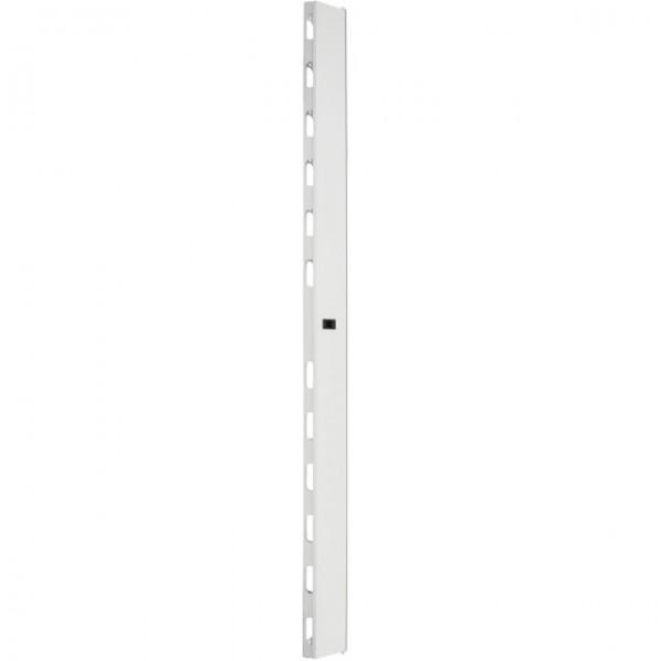 Vertikales Kabelmanagement zur Seitenmontage für 42HE Schränke