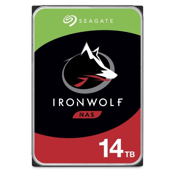 Seagate IronWolf NAS Festplatte 14TB - ST14000VN0008