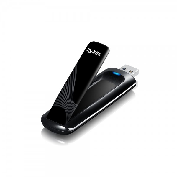ZyXEL NWD6605 AC1200 Dual Band WLAN USB Adapter