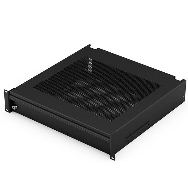 """19\"""" Penn Elcom EX-6302 2HE Laptop Schublade"""