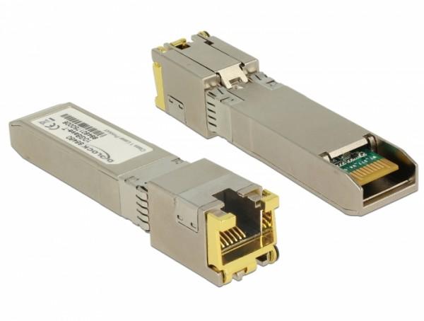 DELOCK 86460 SFP Modul SFP+ -> 10GBase-T RJ45