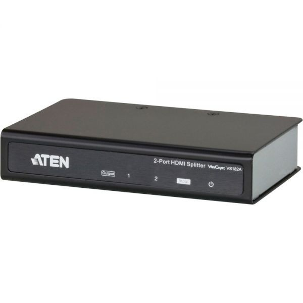 ATEN VS182A Video-Splitter HDMI 2-fach Verteiler