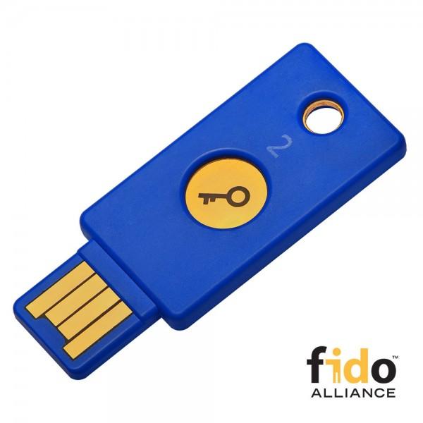 Yubico FIDO2 U2F Security Key